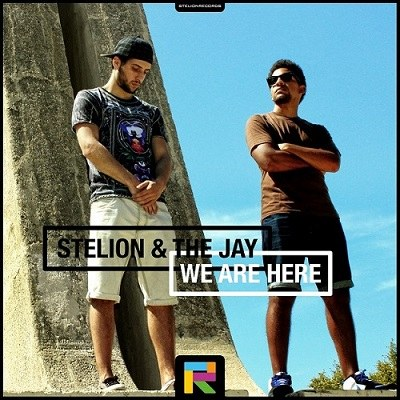 Portada, we are here, Stelion, The Jay, records